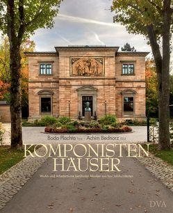 Komponistenhäuser von Bednorz,  Achim, Plachta,  Bodo