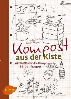 Kompost aus der Kiste von Brucksch,  Lydia, Rimpau,  Jasper