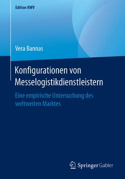 Konfigurationen von Messelogistikdienstleistern von Bannas,  Vera