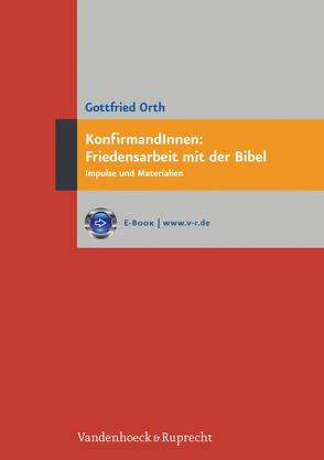 KonfirmandInnen: Friedensarbeit mit der Bibel von Orth,  Gottfried
