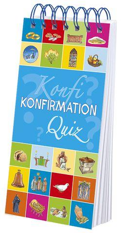 Konfirmation-Quiz von Rohrbeck,  Manfred, Zeidler,  Eva