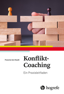 Konflikt-Coaching von ten Hoedt,  Francine