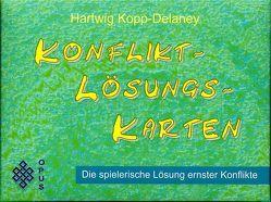 Konflikt-Lösungs-Karten von Kopp-Delaney,  Hartwig