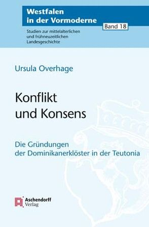 Konflikt und Konsens von Overhage,  Ursula