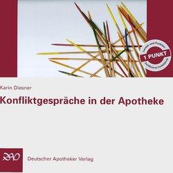 Konfliktgespräche in der Apotheke von Diesner,  Karin