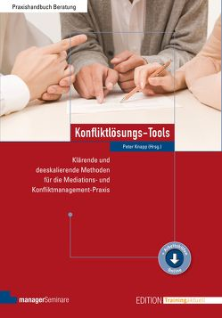 Konfliktlösungs-Tools von Knapp,  Peter