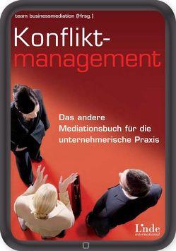 Konfliktmanagement von team businessmediation
