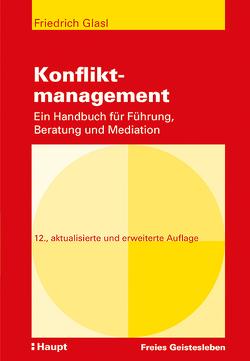 Konfliktmanagement von Glasl,  Friedrich
