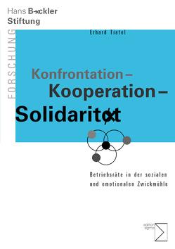 Konfrontation – Kooperation – Solidarität von Tietel,  Erhard