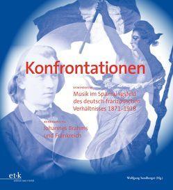 Konfrontationen von Sandberger,  Wolfgang