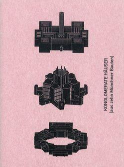 Konglomerate Häuser  [aus zehn Münchner Bauten] von Fink,  Dietrich, Fischer,  Florian, Multerer,  Sebastian