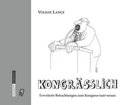 Kongrässlich von Lange,  Volker
