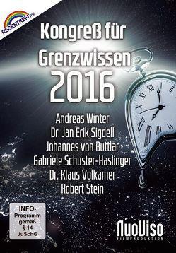 Kongreß für Grenzwissen 2016