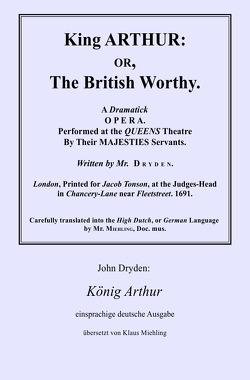 König Arthur von Miehling,  Dr. Klaus