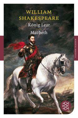 König Lear / Macbeth von Baudissin,  Wolf Graf von, Shakespeare,  William, Tieck,  Dorothea