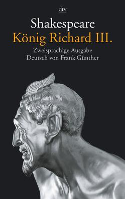 König Richard III. von Günther,  Frank, Shakespeare,  William
