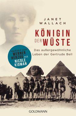 Königin der Wüste von Schröder,  Bringfried, Wallach,  Janet
