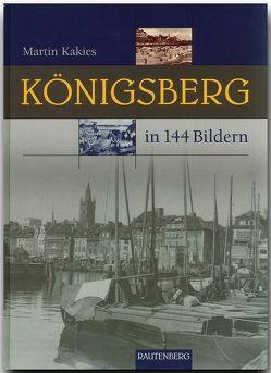 KÖNIGSBERG von Kakies,  Martin