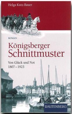Königsberger Schnittmuster von Kutz-Bauer,  Helga