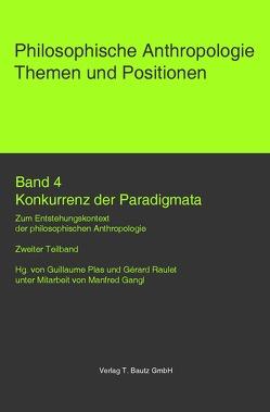 Konkurrenz der Paradigmata. von Plas,  Guillaume, Raulet,  Gérard