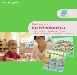 KonLab Kartensätze / Kartensatz Das Wortschatzhaus von Penner,  Zvi
