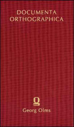 Konrad Dudens orthographische Schriften von Nerius,  Dieter