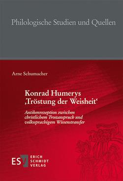 Konrad Humerys 'Tröstung der Weisheit' von Schumacher,  Arne