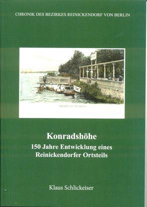 Konradshöhe – 150 Jahre Entwicklung eines Reinickendorfer Ortsteils