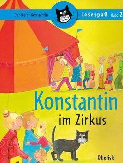 Konstantin im Zirkus von Wippersberg,  Walter
