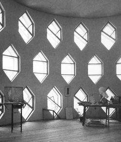 Konstantin Melnikow und sein Haus von Barth,  Fritz