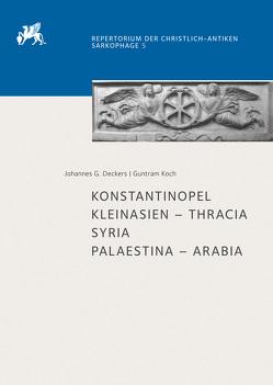 Konstantinopel von Deckers,  Johannes G., Koch,  Guntram