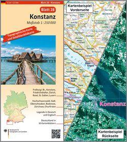 Konstanz von BKG - Bundesamt für Kartographie und Geodäsie
