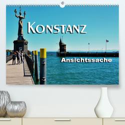 Konstanz – Ansichtssache (Premium, hochwertiger DIN A2 Wandkalender 2021, Kunstdruck in Hochglanz) von Bartruff,  Thomas