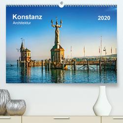 Konstanz Architektur (Premium, hochwertiger DIN A2 Wandkalender 2020, Kunstdruck in Hochglanz) von ap-photo