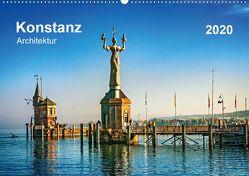 Konstanz Architektur (Wandkalender 2020 DIN A2 quer) von ap-photo
