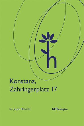 Konstanz, Zähringerplatz 17 von Helfricht,  Jürgen