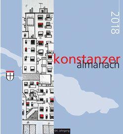 Konstanzer Almanach 2018 von Stadt Konstanz