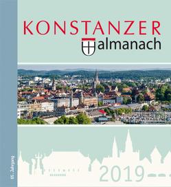 Konstanzer Almanach 2019 von Stadt Konstanz