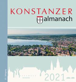 Konstanzer Almanach 2021 von Stadt Konstanz