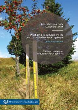 Konstituierung einer Kulturlandschaft von Peselmann,  Arnika
