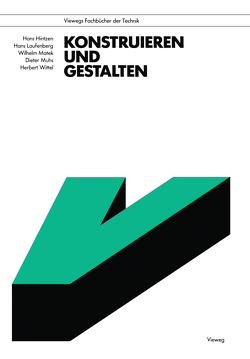 Konstruieren und Gestalten von Hintzen,  Hans