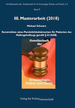 Konstruktion eines Persönlichkeitsinventars für Patienten des Maßregelvollzugs gemäß § 64 StGB von Schwarz,  Michael