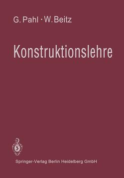 Konstruktionslehre von Beitz,  W., Pahl,  G.