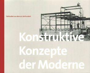 Konstruktive Konzepte der Moderne von Krucker,  Bruno, Rüegg,  Arthur