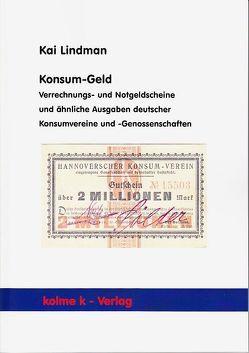 Konsum-Geld von Lindman,  Kai