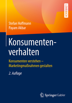 Konsumentenverhalten von Akbar,  Payam, Hoffmann,  Stefan