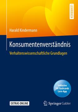 Konsumentenverständnis von Javor,  Andrija, Kindermann,  Harald