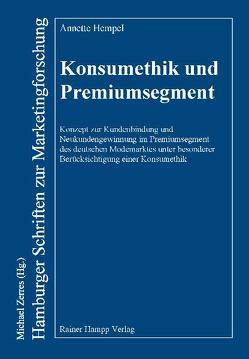 Konsumethik und Premiumsegment von Hempel,  Annette