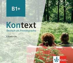 Kontext B1+ von Koithan,  Ute, Mayr-Sieber,  Tanja, Schmitz,  Helen, Sonntag,  Ralf