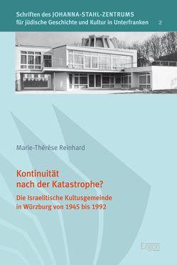 Kontinuität nach der Katastrophe? von Reinhard,  Marie-Thérèse